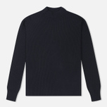Женский свитер Norse Projects Siv Cashmere Navy фото- 0