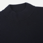 Женский свитер Norse Projects Siv Cashmere Navy фото- 1