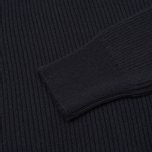 Женский свитер Norse Projects Siv Cashmere Navy фото- 2