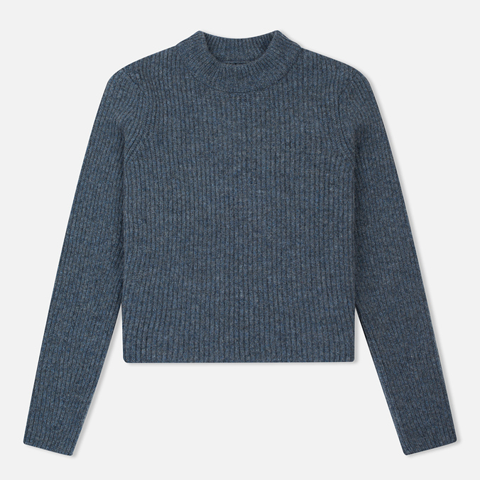 Женский свитер Norse Projects Sol Stitch Faded Denim Melange