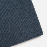 Norse Projects Sol Stitch Faded Denim Women's Sweater Melange photo- 4