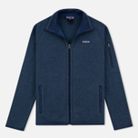 Женский свитер Patagonia Better Fleece Zip Classic Navy фото- 0