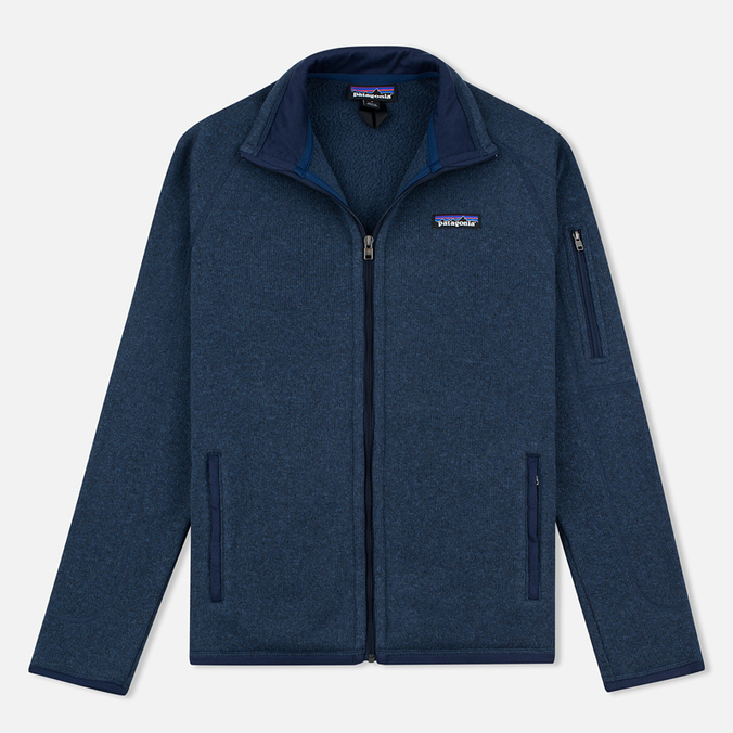 Женский свитер Patagonia Better Fleece Zip Classic Navy