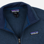 Женский свитер Patagonia Better Fleece Zip Classic Navy фото- 1