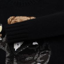 Женский свитер Polo Ralph Lauren Suit Bear Wool Black фото- 4