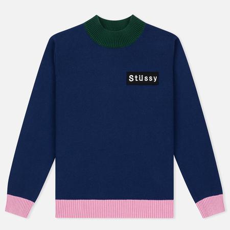 Женский свитер Stussy Diary Navy