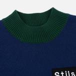 Женский свитер Stussy Diary Navy фото- 1