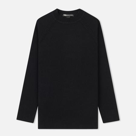 Женский свитер Y-3 Universal Felt Pullover Black