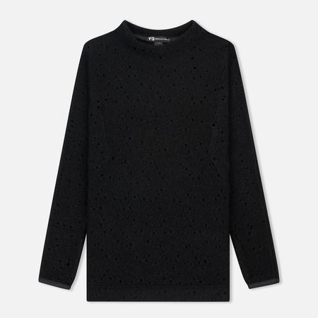 Женский свитер Y-3 Wool Jersey Top Black