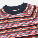 Женский свитер YMC Broken Stripe Crew Neck Multicolour фото- 1
