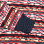 YMC Broken Stripe Crew Neck Women's Sweater Multicolour photo- 2