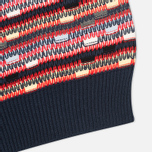 Женский свитер YMC Broken Stripe Crew Neck Multicolour фото- 3