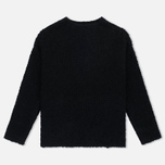 Женский свитер YMC Smock Teddy Black фото- 0