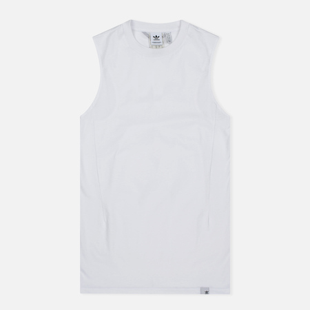 Женский топ adidas Originals x XBYO Elongated Tank White