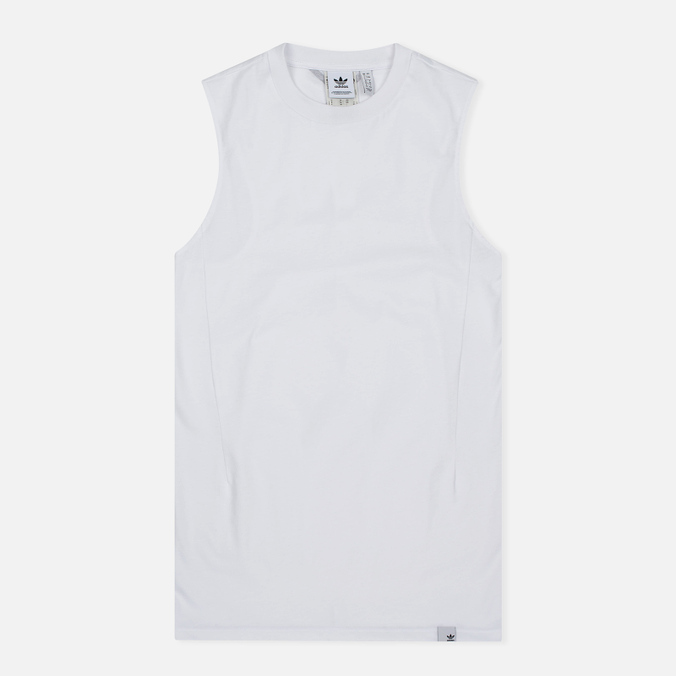 Женский топ adidas Originals x XBYO Elongated Tank White