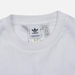 Женский топ adidas Originals x XBYO Elongated Tank White фото- 1