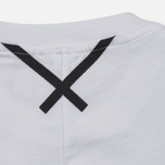 Женский топ adidas Originals x XBYO Elongated Tank White фото- 2