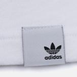 Женский топ adidas Originals x XBYO Elongated Tank White фото- 3