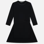 Женское платье Y-3 Future Craft Long Black фото- 0
