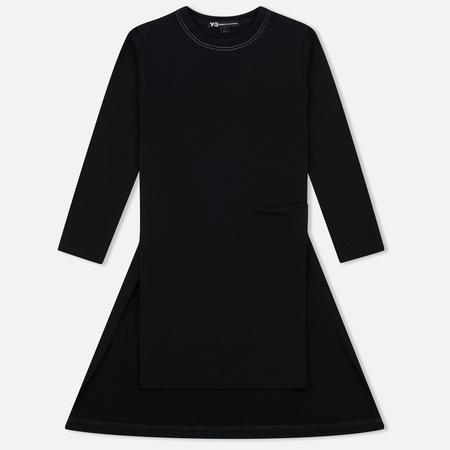 Женское платье Y-3 Future Craft Long Black
