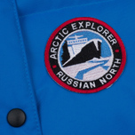 Женский жилет Arctic Explorer Stripe Logo Royal Blue фото- 3