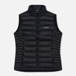 Женский жилет Patagonia Down Sweater Vest Black фото- 0