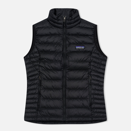 Patagonia Down Sweater Women's Vest Black