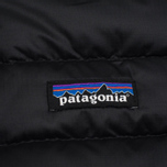 Женский жилет Patagonia Down Sweater Vest Black фото- 2