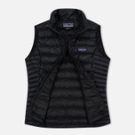 Женский жилет Patagonia Down Sweater Vest Black фото- 3