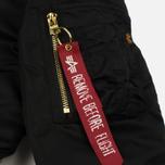 Женское пальто Alpha Industries MA-1 Coat PM Black фото- 6