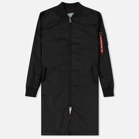 Женское пальто Alpha Industries MA-1 TT Black