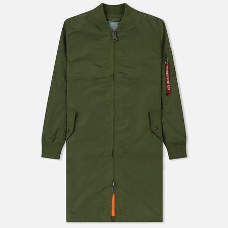 Женское пальто Alpha Industries MA-1 TT Sage Green