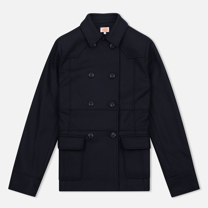 Женское пальто Armor-Lux Heritage Peacoat Rich Navy