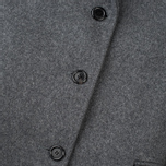 Gloverall Chesterfield Lined Women's Coat Grey Marl photo- 4