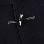 Gloverall Fitted Panel Women's Coat Navy photo- 5
