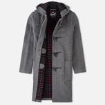 Женское пальто Gloverall Long Panelled Grey фото- 1