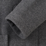 Женское пальто Gloverall Long Panelled Grey фото- 4