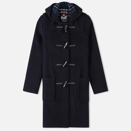 Женское пальто Gloverall Long Panelled Navy