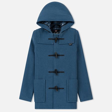 Женское пальто Gloverall Short Slim Fit Duffle Sky