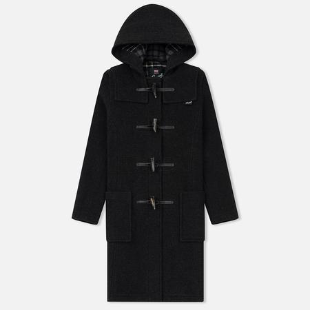 Женское пальто Gloverall Slim Fit Duffle Charcoal