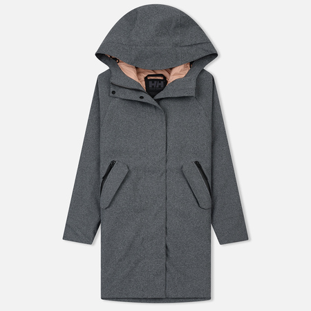 Женское пальто Helly Hansen Beloved Coat Grey Melang