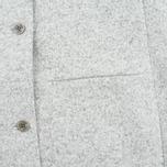 Женское пальто Norse Projects Agnes Light Felt Light Grey Melange фото- 4