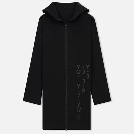 Женское пальто Y-3 Long Black