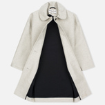 Женское пальто YMC Neoprene Wool Off White фото- 1