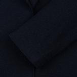 Женское пальто YMC Raw Edge Wool Navy фото- 3