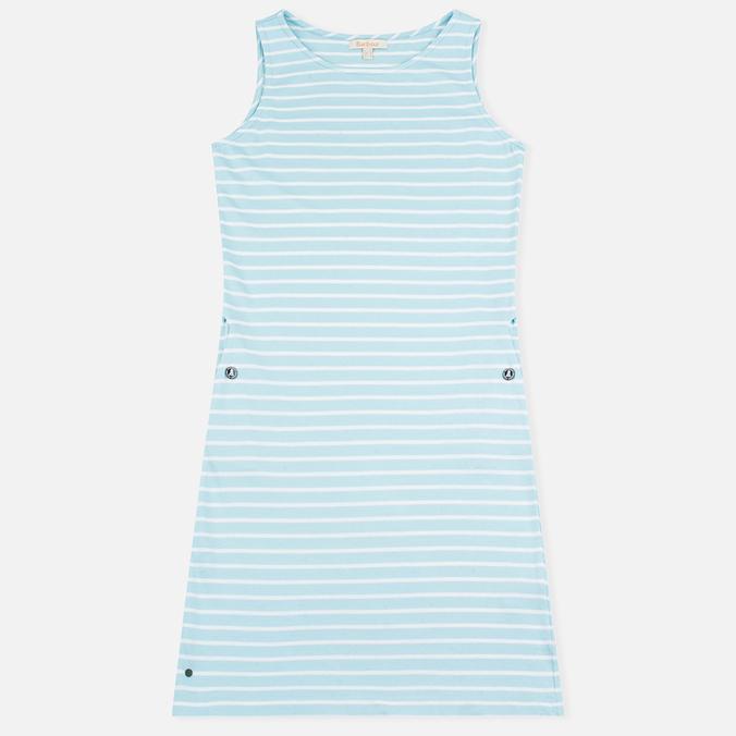 Женское платье Barbour Dalmore Aqua