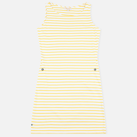 Barbour Dalmore Women's Dress Yellow