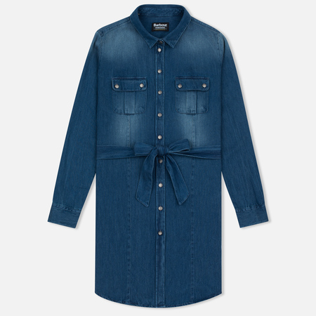 Женское платье Barbour International Radial Rinse