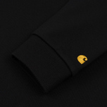 Женское платье Carhartt WIP W' Chase Sweat Black/Gold фото- 2