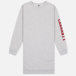 Женское платье Carhartt WIP W' College Left Sweat Ash Heather/Rosehip фото- 0